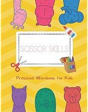Scissor Skills Preschool Workbook for Kids: Entertaining Cut & Paste skills for Preschool | Scissor Cutting and Gluing Workbook For Kids | Amazing Cutting and Gluing Skills For Preschool