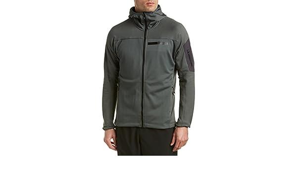 Terrex Stockhorn Fleece Jacket, Grey Five