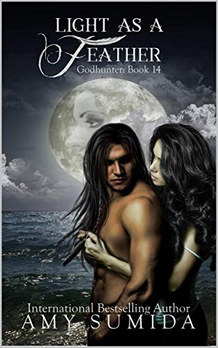Light as a Feather: Book 14 in The Godhunter Series (Light As A Feather Stiff As A Board)