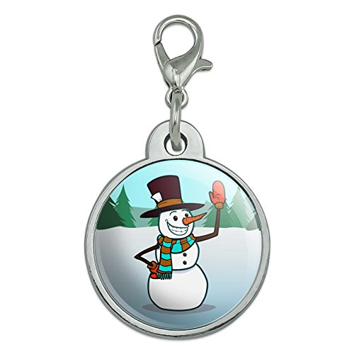 Plated Snowman - 7