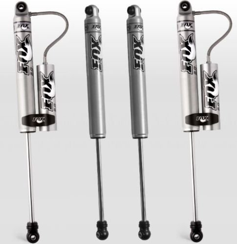 Fox 2.0 Performance Reservoir Shock Set 2003-2012 Dodge Ram 2500 4WD w/7-8