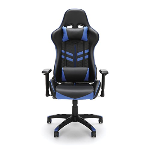 411vXMpxS L - Essentials by OFM Racing Style Gaming Chair, Model ESS-6065
