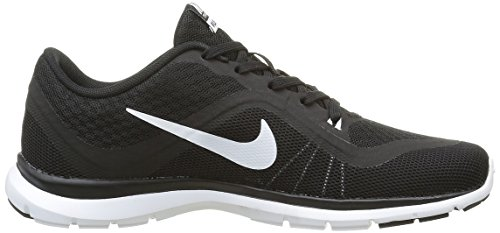 Fitness Black Nike Trainer 6 Flex Shoes WMNS WoMen White Black XxqwSn1H
