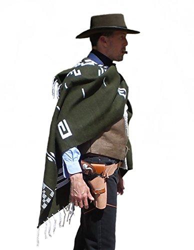 fcf5a4a7300b2 Straightline Clint Eastwood Style Spaghetti Western Cowboy Olive ...