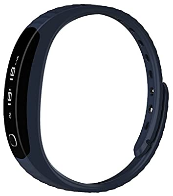 Aecs Fitness Tracker V8 - Smart Band Sport wristbands watch with Calories Counter Pedometer Distance Measuring and Sleep monitor- Support Android and IOS