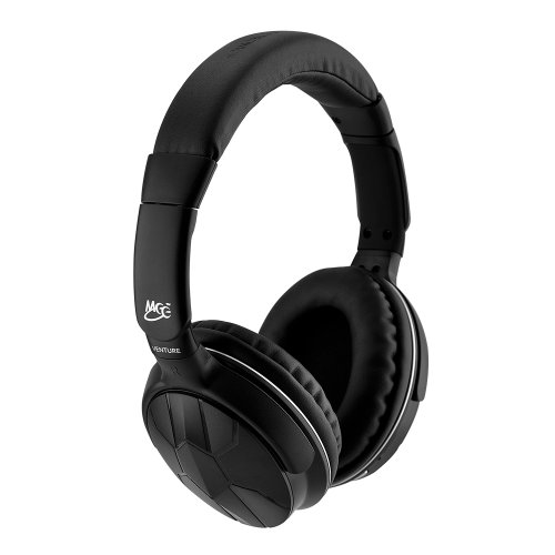 MEE audio Air-Fi Venture Bluetooth Wireless + Wired Headphones with Microphone