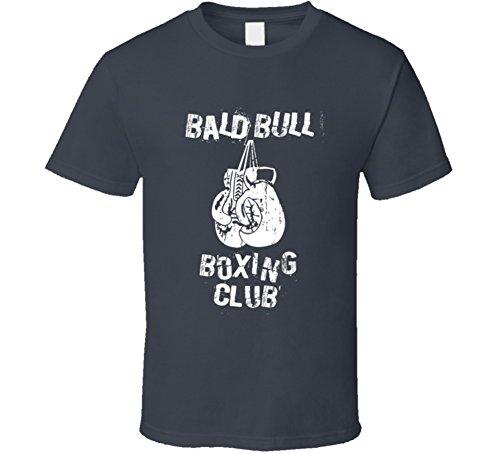 Bald Bull - The Village T Shirt Shop Bald Bull Mike Tyson's Punchout Boxing Club T Shirt 2XL Charcoal Grey