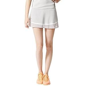 adidas Stella McCartney Womens Tennis Skort Grey