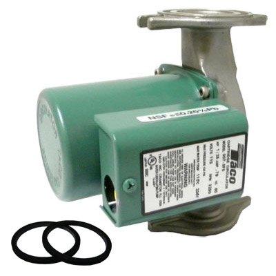 Taco 007 Stainless Steel Circulator Pump w/IFC, 1/25 HP