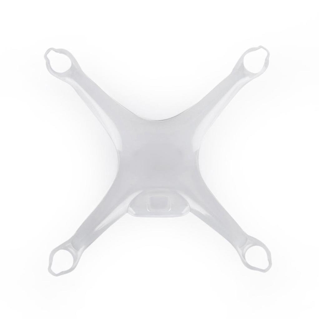 bescita étanche anti-poussière anti-rayures de protection en silicone souple pour DJI Phantom 4Drone Transparent