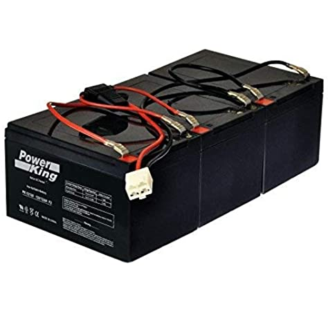 Amazon Com Razor 36 Volt 12 Ah Mx500 Mx650 Battery Pack Includes Battery Wire Harness 3 12v 12ah Beiter Dc Power Easy Slide On Terminals Versions 1 7 Garden Outdoor