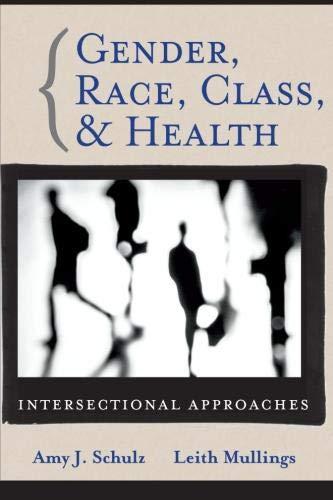 Gender Race Class Health