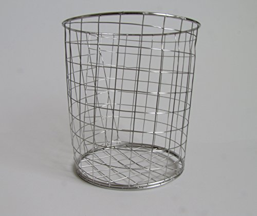 Gophers Limited Stainless Steel Wire Gopher/Mole Barrier Basket, 1 Gallon Size, 1 Case Quantity 6 Baskets by Gophers Limited
