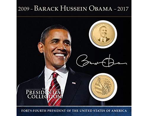 Barack Obama Presidential Commemorative Coin Collection ()