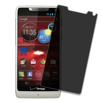 MPERO Privacy Screen Protector for Motorola DROID RAZR M