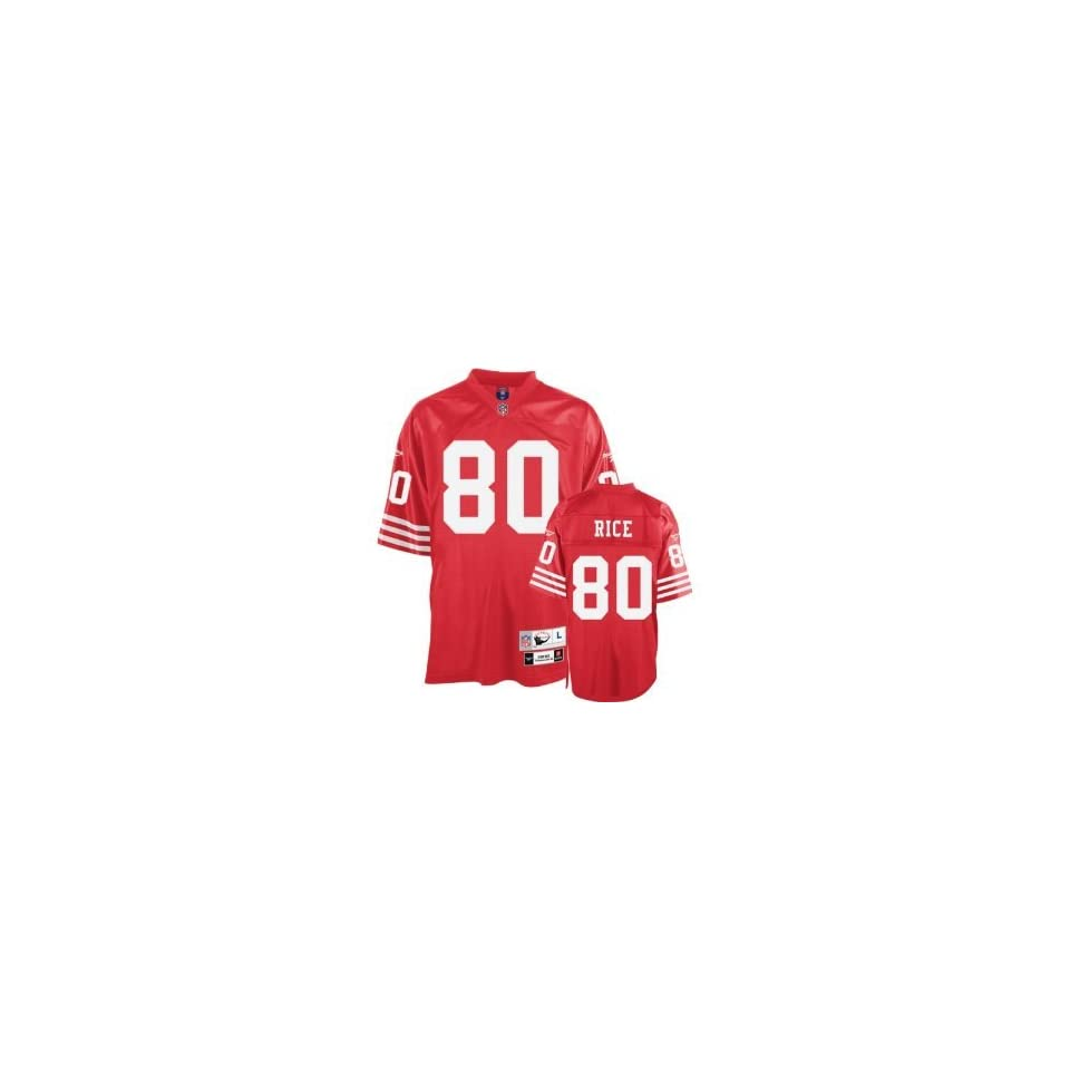 Jerry Rice San Francisco 49ers Stitched Jersey Size 52 Extra Large