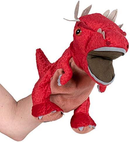Peluche marioneta Stygimoloch 25 cm Jurassic World