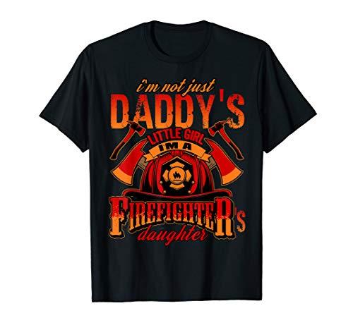 (Proud Firefighter's Daughter T Shirt, Firefighter Dad T Shir)