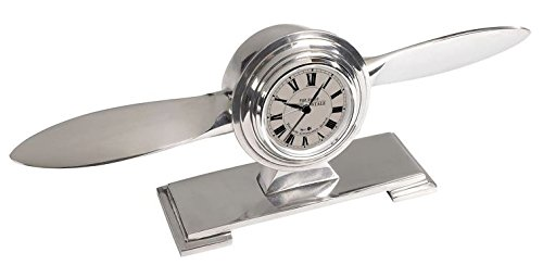 Authentic Models 12 in. Propeller Clock ()