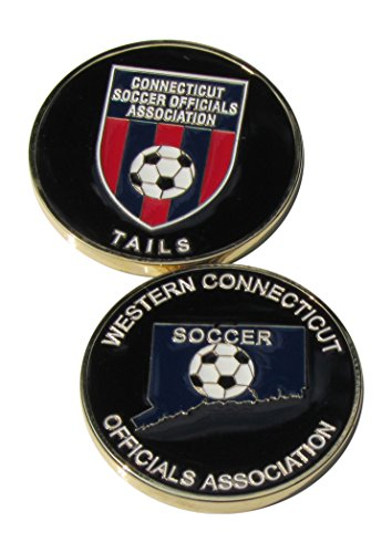 - Western Connecticut Soccer Officials Association Challenge Coin