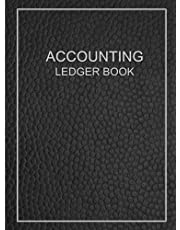 Accounting Ledger Book: For Bookkeeping | 6 Column