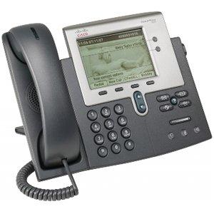Cisco Unified Ip Phone 7942 (CISCO 7942G Unified IP Phone / REFURB UNIFIED IP PHONE / CP-7942G-RF /)