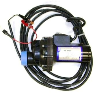 - ShurFlo 12VDC Bulk Chemical Transfer Pump (SF-1100)