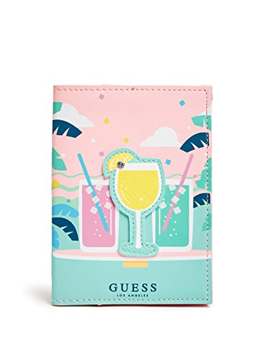 GUESS Factory Women's Logo Passport Case by GUESS Factory