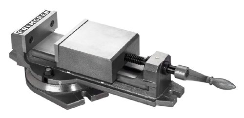 Palmgren Milling machine vise with swivel base, 6