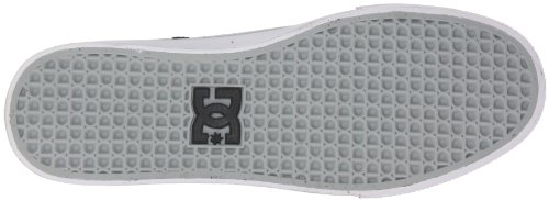 DC Bridge - Zapatillas para hombre Gris (Grau (BATTLESHIP/BLK))
