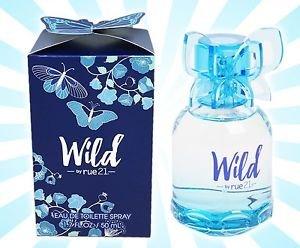 Rue 21 Rue21 Wild Eau De Toilette 1 7 Ounce New In Box Perfume Spray