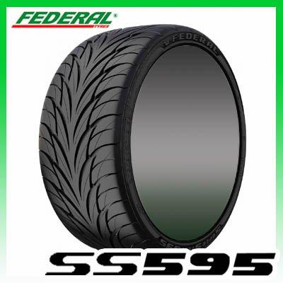 フェデラル(FEDERAL) 4本セット SS595 235/40R17 B0077BGGB2
