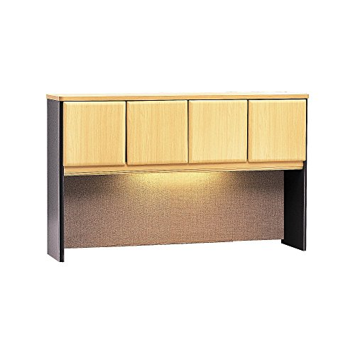 Bush Business Furniture Series A Collection 60W Hutch in Beech by Bush Business Furniture