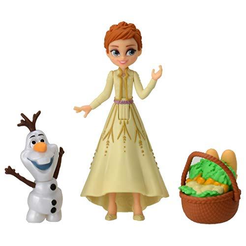 [2019년 12월 12일 발매예정] 디즈니 겨울왕국2  PINKY 콜렉션 아나&올라프