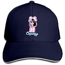 Four Seasons Universal Casual Cap Summer Sunshade Creative Baby Little Lolita Beauty 3D Visors Sandwich Cap