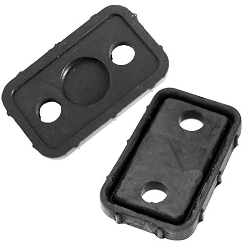 Mgpro New 2pcs Engine Timing Case Cover Seal Gasket For Benz 280 300 320 420 430 500 CLK CLS SLK Class M112 ()