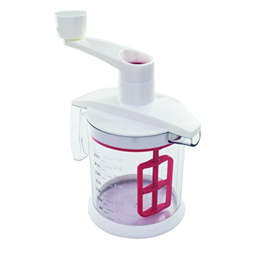 Tovolo Quick Mix Batter Blender, Mess-Free Pour, Non-Slip Base