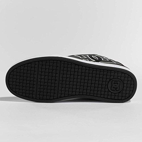 DC Schuhe Net Schwarz Gr. 42