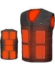 Heated Vest Men's Heated Vest with Battery Pack Electric Jacket Lightweight Warm Vest
