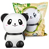 Oh So Squishy Jumbo Squishies Slow Rising Panda Squishy Toys with Gift Bag - Licensed Slow Rise Squishie Designs - Kawaii Scented Large Cute Squishies