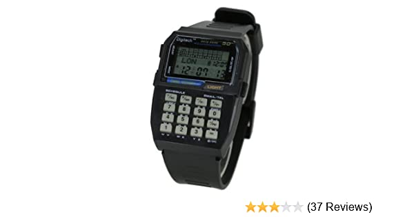 Amazon.com: DigiTech ST0172 Smart Watch, Memory Data Bank Calculator: Digitech: Cell Phones & Accessories