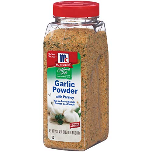 McCormickCalifornia Style Garlic Powder With Parsley (Garlic Flavor), 24 oz