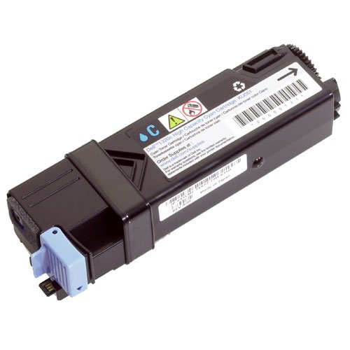 Dell FM065 Toner Cartridge for 2130cn/2135cn Laser Printers, Cyan by Dell