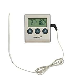 Mastrad F73300 - Termómetro para horno