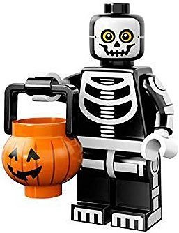 LEGO Series 14 Minifigure Skeleton Guy