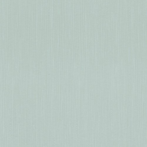 Textured Pearlescent Wallpaper Duck Egg Rasch 800333