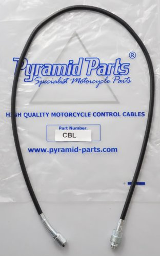 Suzuki GT250 K 1973 to 75 Speedo Cable