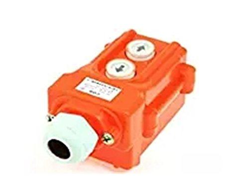 XJS Hoist Crane Push Button Switch up Down 2 Ways AC 250V 5A 500V - Xjs Models