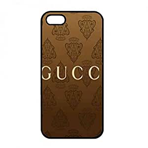 Gucci Logo Back Case Cover For iPhone 5/ iPhone 5s Case Luxury Brand Gucci Logo Case
