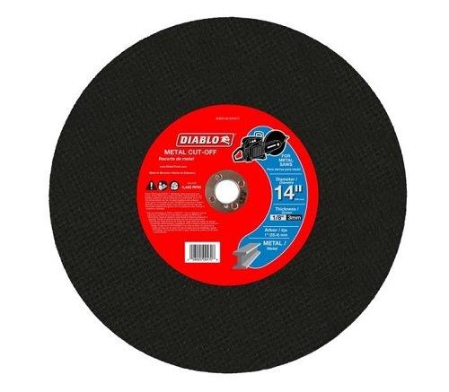 FREUD DBD140125A01F Metal Hs Cutoff Disc 14'